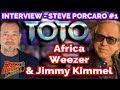 Download Video INTERVIEW   Toto's Steve Porcaro Talks Africa, Weezer & Being On Jimmy Kimmel
