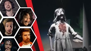 Let's Players Reaction To The Silent Hill 4 Easter Egg | Visage