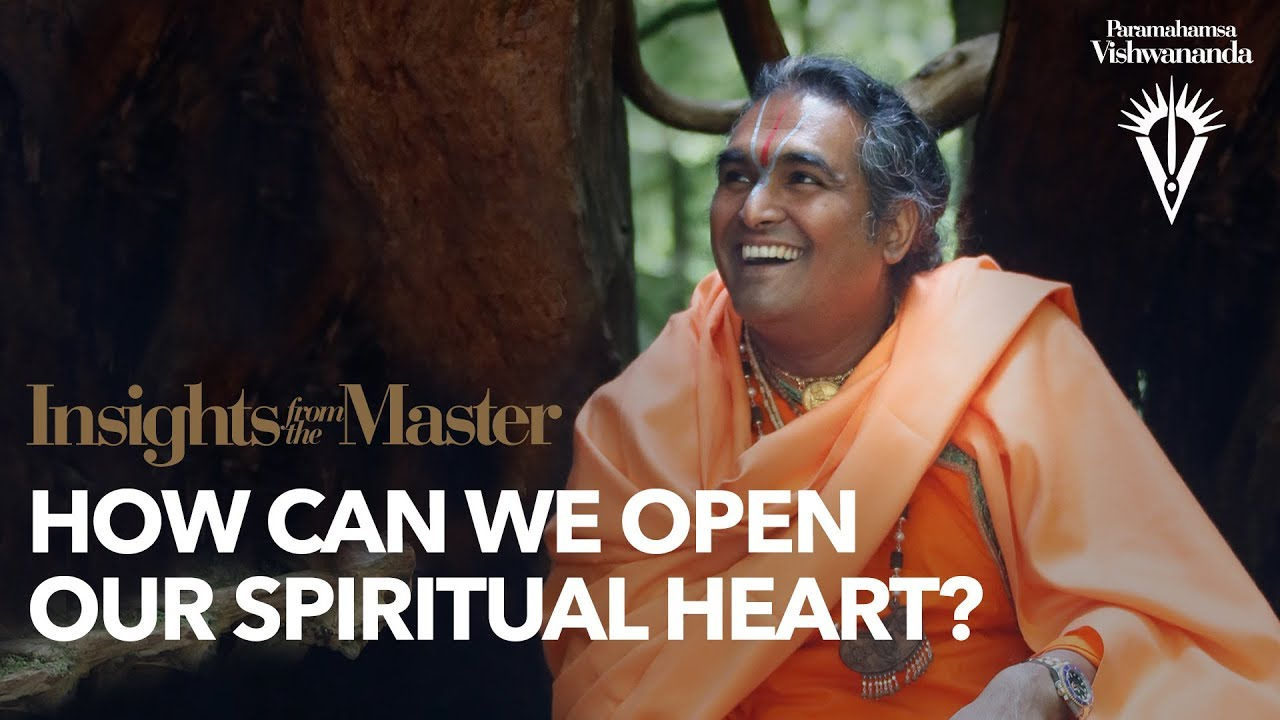 How can we open our spiritual heart? | Insights from the Master