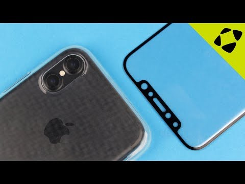iPhone 8 Case & Screen Protector Leak - First Hands On