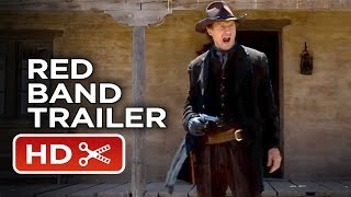 A Million Ways To Die In The West Official