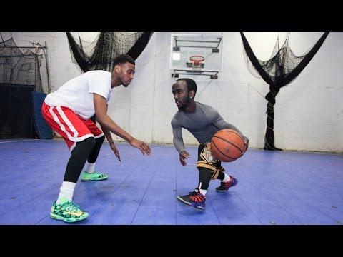 「身高」絕對不是打好籃球的關鍵!只有135公分的男子應證了!