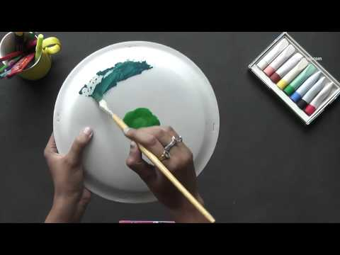 How to make an African Drum - Arts & Crafts in Gujarati