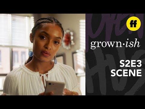 grown-ish Season 2, Episode 3   Zoey Apologizes To Her Girls   Freeform