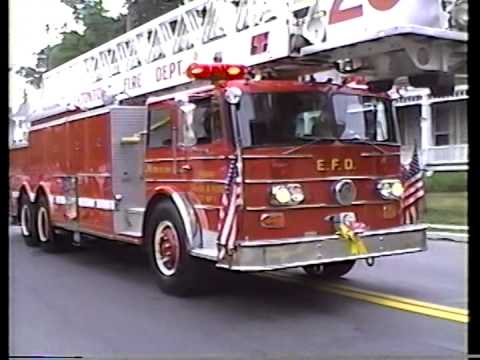 Eatontown,NJ Independence Day Parades 1991&92