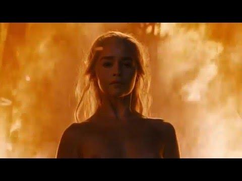 Daenerys Targaryan odsłoniła swoje wdzięki