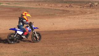2. 2017 Yamaha PW50 First Ride at ET Motopark