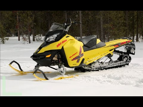 2015 Ski-Doo Summit X 800 174