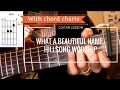 What a beautiful name | QUICK GUITAR LESSON