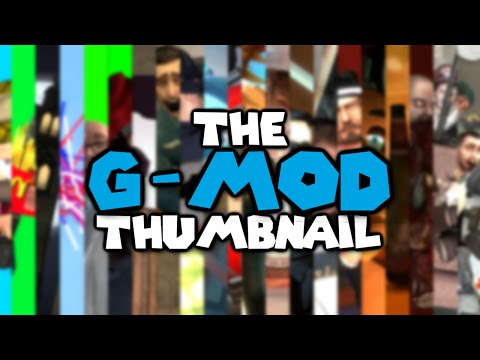 two - This will not be your ordinary G-Mod Video, instead it will serve to be a pseudo artsy/experimental type video where we take a brief look (3 Frames) at the Screenshots behind every GMod Thumbnail...