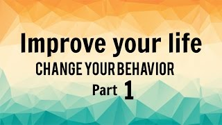 Chances are, there's a habit or behavior in your life that you need to change, but something's holding you back. This video will...