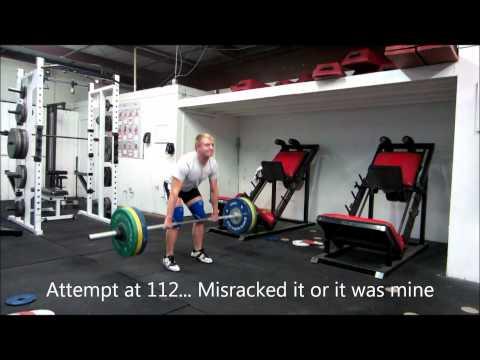 12-21-2011  Power PR's Training highlights
