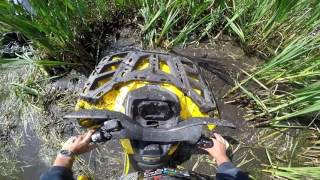 3. How to break in a brand new Arctic Cat mud pro 700.