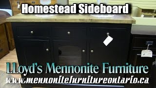 Mennonite Homestead Sideboard