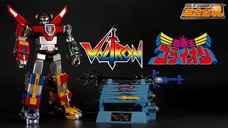 Video Bandai GX-71 Soul of Chogokin Voltron Golion diecast robot figure MP3, 3GP, MP4, WEBM, AVI, FLV September 2019