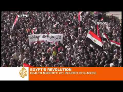 Rift grows between army and protesters in Egypt