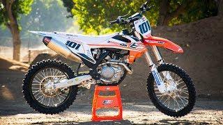 6. Racer X Films: 2019 KTM 450 SX-F Garage Build