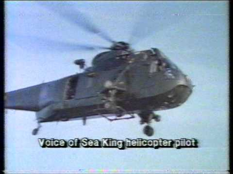 ITN News Reports Falklands War Build Up