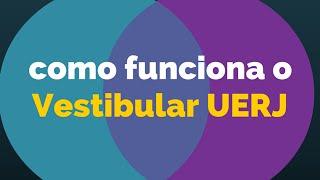 Entenda de uma vez por todas como funciona o Vestibular da UERJ. Veja os demais vídeos da série em:...