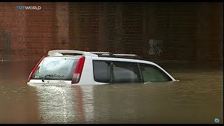 Geelong West Australia  city pictures gallery : City of Geelong swamped by flash floods in Australia