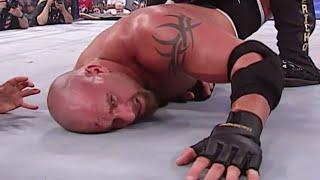 Goldberg vs. Chris Jericho: WWE Bad Blood, June 15, 2003