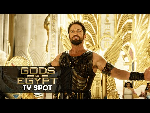 Gods of Egypt (TV Spot 'Adventure')
