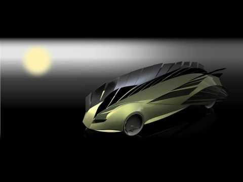 0 Jaguar Bionomic Autonomous Limo Concept