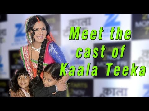 Meet the cast of Kaala Teeka