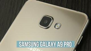 Đánh giá nhanh Samsung Galaxy A9 Pro 2016 - Đẹp, cấu h...