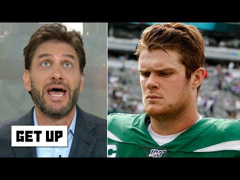 Video: 'Take me instead!' – Mike Greenberg reacts to Sam Darnold out indefinitely with mono   Get Up