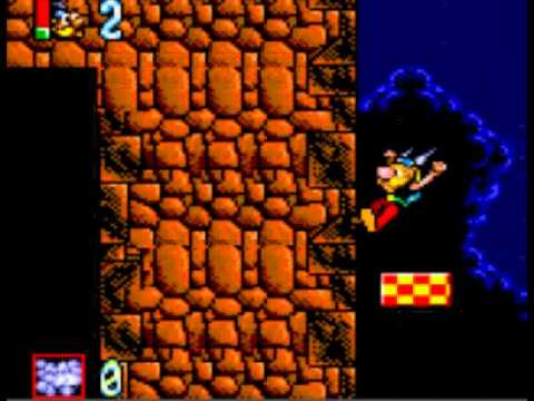 asterix and the great rescue game gear rom