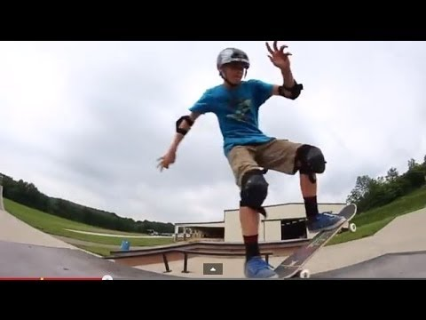 2013 Session 3 Skate Highlights