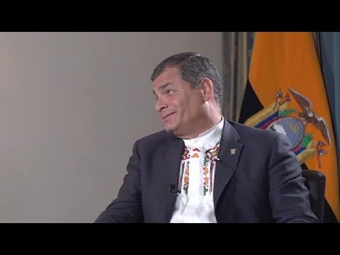 O πρόεδρος του Ισημερινού στο euronews: «Δεν φταίει μόνο η Ελλάδα για όσα έγιναν»
