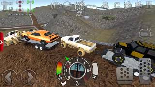 Hitting the trails! Offroad Outlaws gameplay!