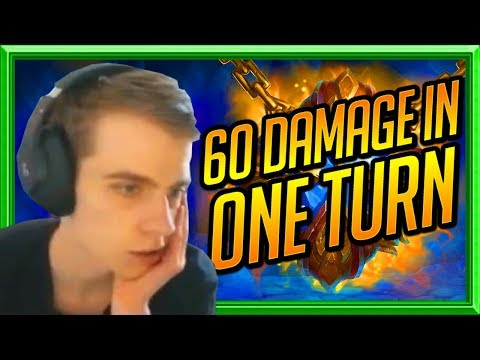 60 Damage In One Turn? This Game Is Just Too Easy (видео)