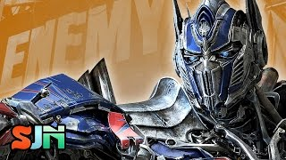 Transformers: The Last Knight TRAILER! - Our HONEST Reaction by Clevver Movies