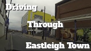 Eastleigh United Kingdom  city photo : UK Road Trip visiting Chandlers Ford and Eastleigh Town centre