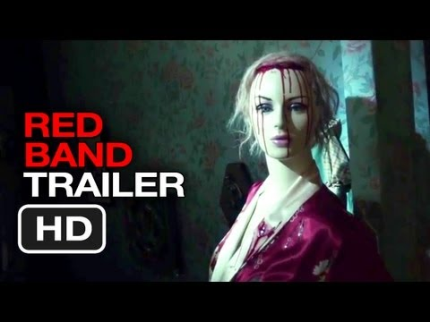 Maniac Red Band International TRAILER (2012) - Elijah Wood, America Olivo Movie HD