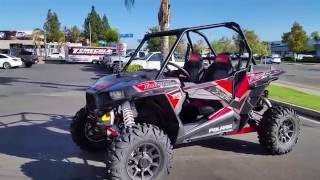 4. 2017 POLARIS RZR XP 1000 EPS