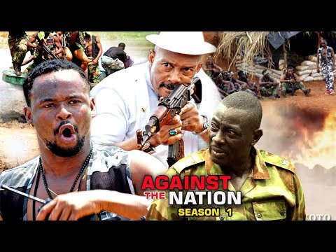 Against The Nation Season 1 - Zubby Michael 2018 Latest Nigerian Nollywood Movie Full HD