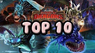 Video MY TOP 10 FAVOURITE TITAN DRAGONS! School of Dragons MP3, 3GP, MP4, WEBM, AVI, FLV Desember 2018