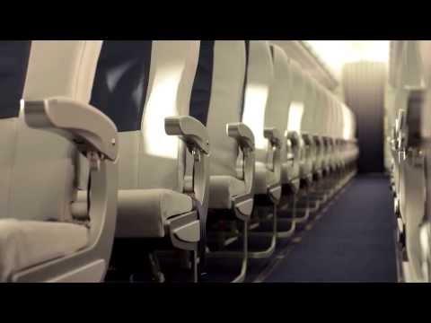 Самолёт, как объект искусства. Красота SSJ-100 вролике— презентации мексиканской InterJet.