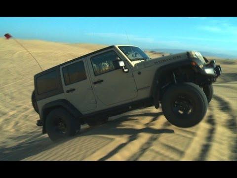 Jeep Wrangler Rubicon in the Desert | chryslerdodge