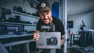 ONE MILLION SUBS!! HUGE Camera Giveaway!!!
