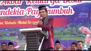 Video Ustadz Somad Terbaru di Payakumbuh MP3, 3GP, MP4, WEBM, AVI, FLV Juni 2018