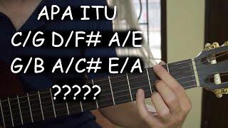 Video APA ITU C/G D/F# A/C# ??? (Slash Chord) MP3, 3GP, MP4, WEBM, AVI, FLV Juli 2018