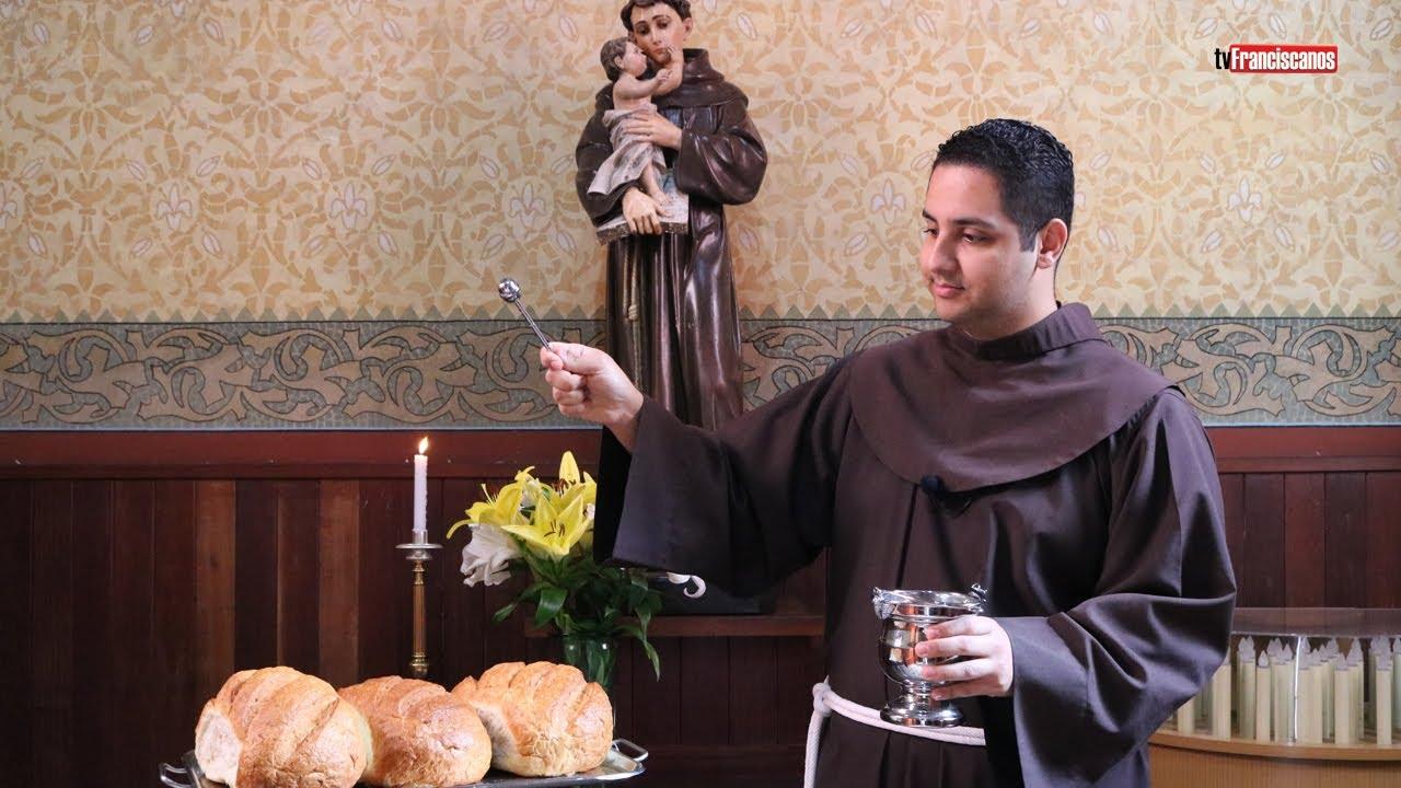 [Que seria de mim sem a fé em Antônio? | Dia de Santo Antônio]