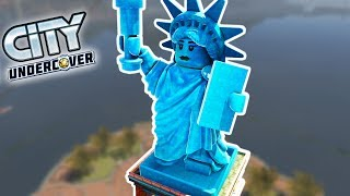 """So in this epsiode of our Lego City Undercover 100% Gameplay / Playthrough, we finally acomplish one of our goals and figure out how to get onto Liberty Island! Liberty Island is a bit tricky, you have to find a mario pipe to access this place!OKAY ITS TIME! We are now going for a 100% complete Playthrough with our Gameplay of Lego City Undercover HD! In this Playthrough, we will explore the city and try to uncover every single secert that Lego City Undercover has to offer! Let's 100% complete this game!--Hello and welcome to some Lego City Undercover Gameplay! Lego City Undercover is a game thats been recommended to me to play for ages! I'm gonna be trying Lego City Undercover gameplay out on the channel, to see how it does. Normally I stick to more """"creative"""" and """"open-based"""" games, but lets try and see how a story mode does for us!💙️ JOIN THE DISCORD!💙️https://discord.gg/ap4xvwT💙️Become a Patreon!💙️https://www.patreon.com/BeautifulOB💙️BUY T-SHIRTS & MORE!💙️teespring.com/BeautifulOB--🔷Buy Lego City Undercover on Steam:http://store.steampowered.com/app/578330/LEGO_City_Undercover/🔷Lego City Undercover Gameplay Playlist:--Lego City Undercover Steam Description of Gameplay:Join the Chase! In LEGO® CITY Undercover, play as Chase McCain, a police officer who's been tasked with going undercover to hunt down the notorious – and recently escaped – criminal Rex Fury and putting an end to his city-wide crime wave in Lego City Undercover gameplay. With two player co-op, friends can explore the sprawling open-world metropolis that is LEGO® City, with more than 20 unique districts to investigate, car thieves to bust, hilarious movie references to discover, vehicles to drive, and hundreds of collectibles in Lego City Undercover gameplay. LEGO CITY Undercover brings together witty, original storytelling with signature LEGO humor to create a fun-filled experience for players of all ages to enjoy in Lego City Undercover gameplay!--Lego City Undercover is like an open world cop gam"""