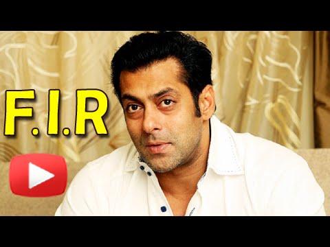 Salman Khan In Trouble FIR Lodged Against Salman K