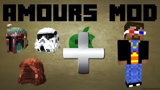 I hope you guys enjoyed the video and I hope it helped you guys out with a change of style for your minecraft. Here is the Armours Mod: http://mod-minecraft....